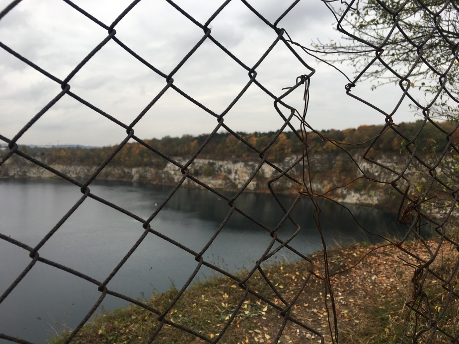 The Black Magic and Heart Break of Zakrzówek Quarry