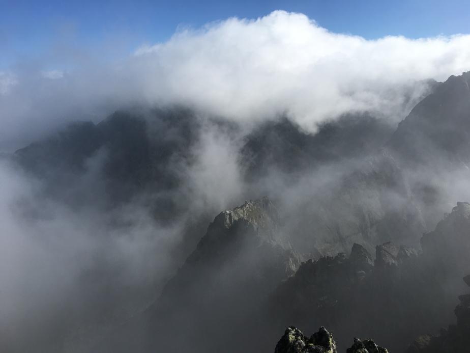 How to Survive Poland's Most Dangerous Trail: Hiking Orla Perć (Part2)