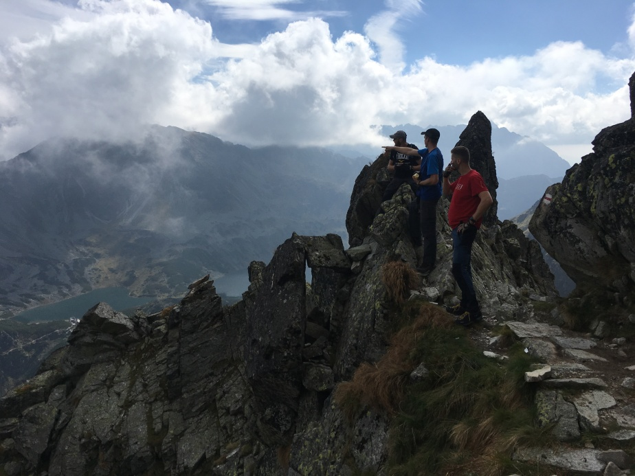 Hiking in the High Tatras: Orla Perć, Rysy, and a Not Very Good Stay in Zakopane (Part 1)