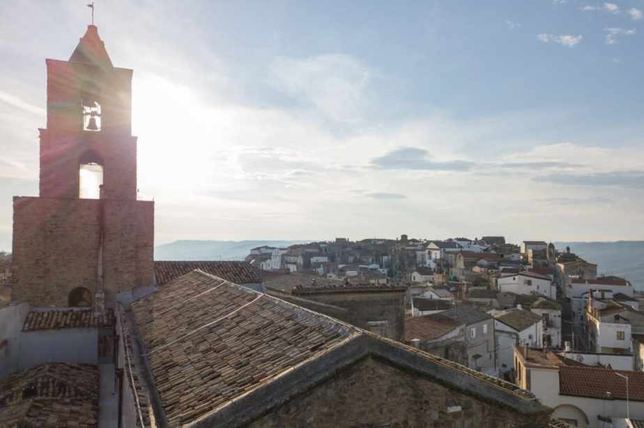 An Italian Sabbatical & On Using What You Have to TellStories