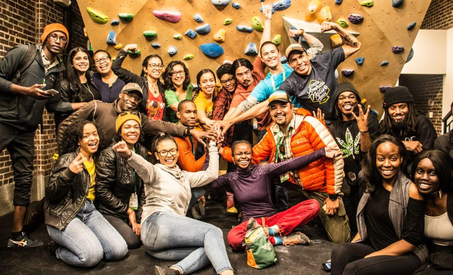 Mikhail Martin of Brothers of Climbing (BOC) on Leading by Example and Community Building