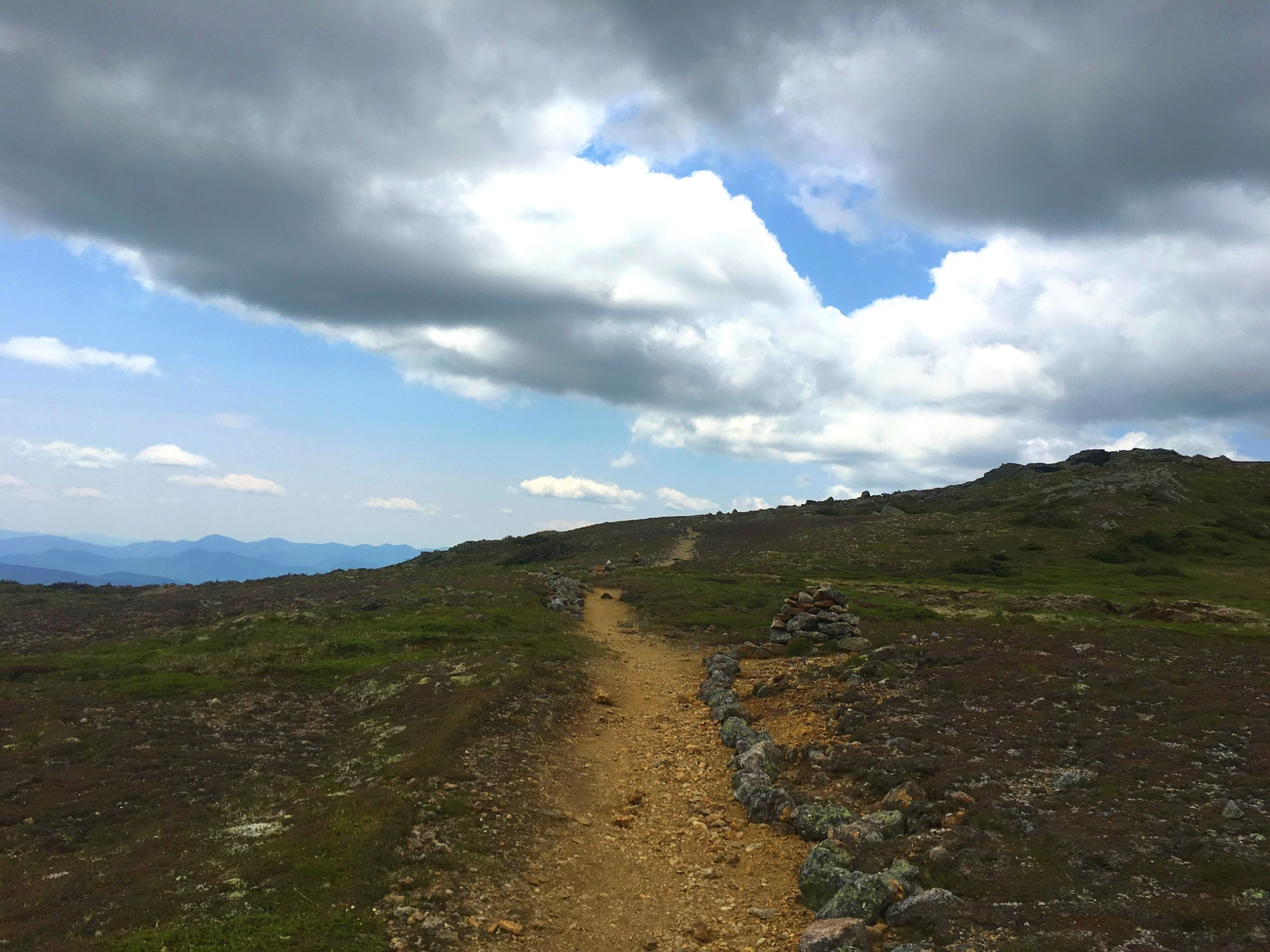 Of Walking in Place on the Crawford Path