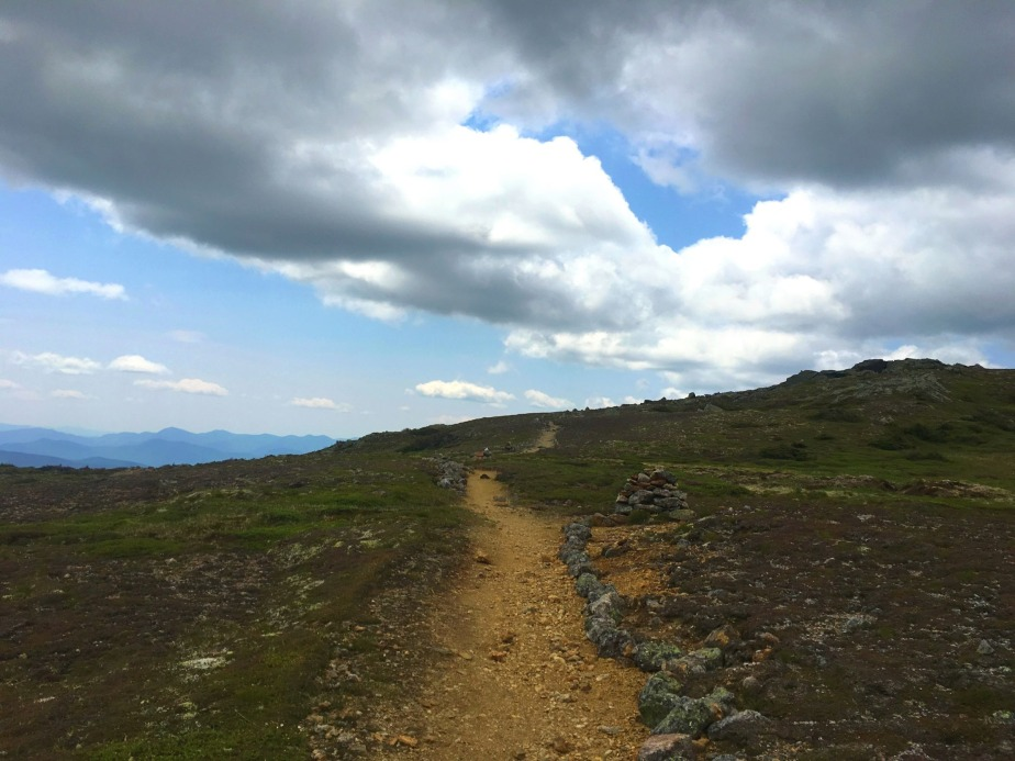 Of Walking in Place on the CrawfordPath