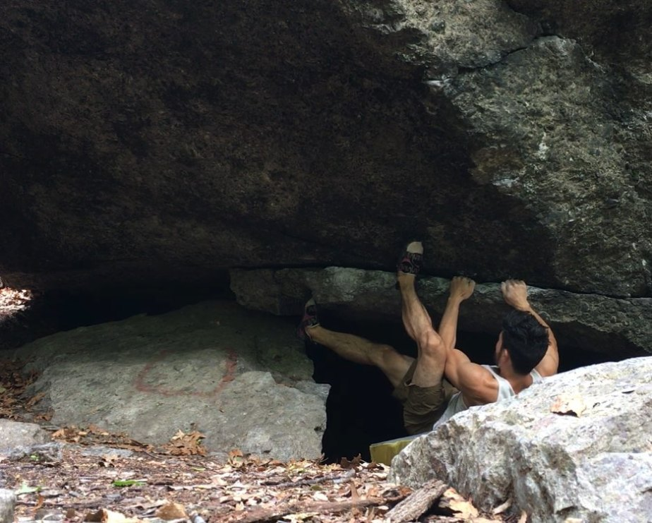 Training Journal – Bouldering (Hammond Pond), Indoor Climbing (BKB, CRG), Trail Run: 6/10/19 – 6/16/19