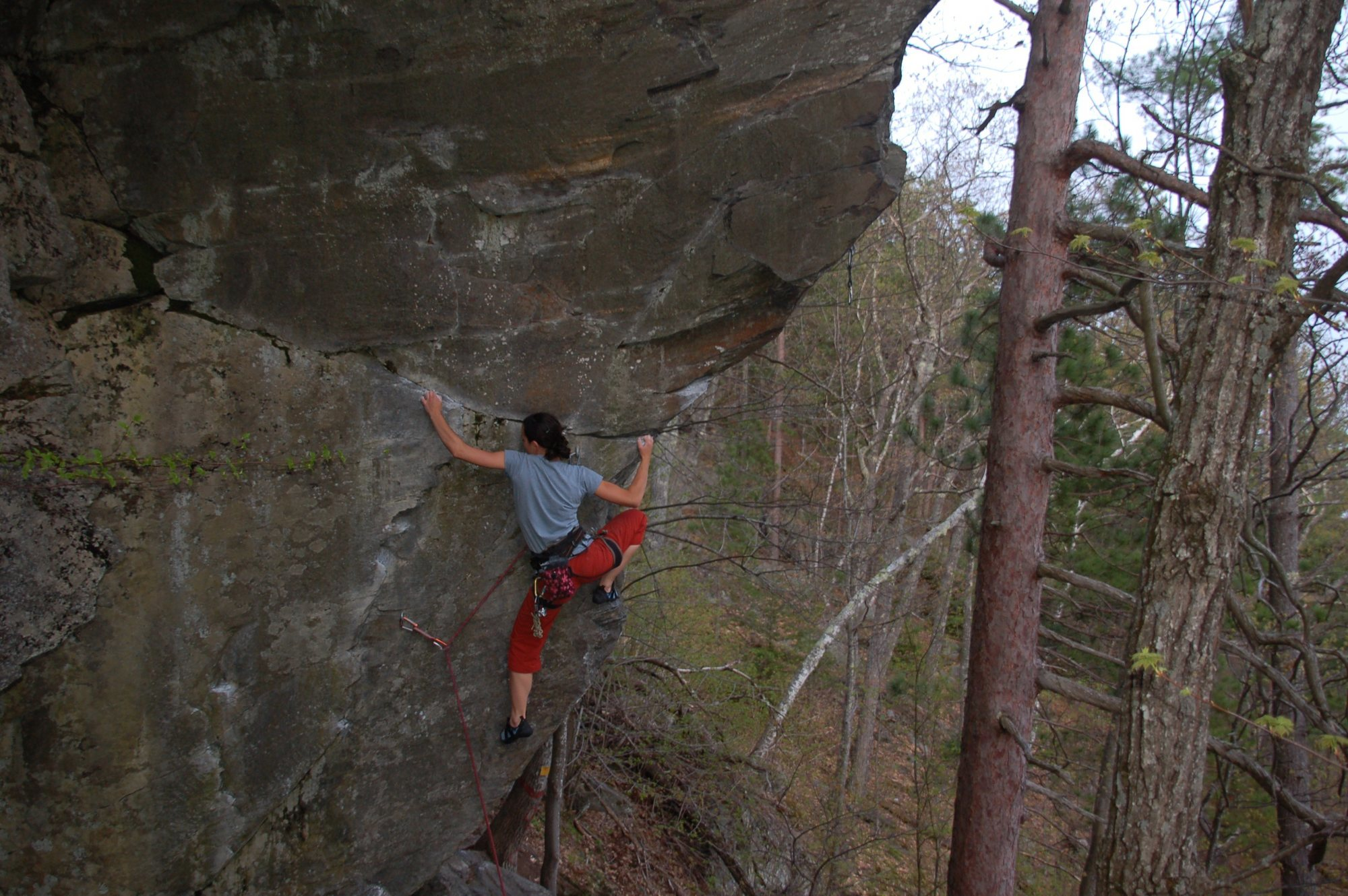 Training Journal – Climbing (Rumney), Bouldering (Lynn Woods), Climbing Workouts: 6/3/19 – 6/9/19