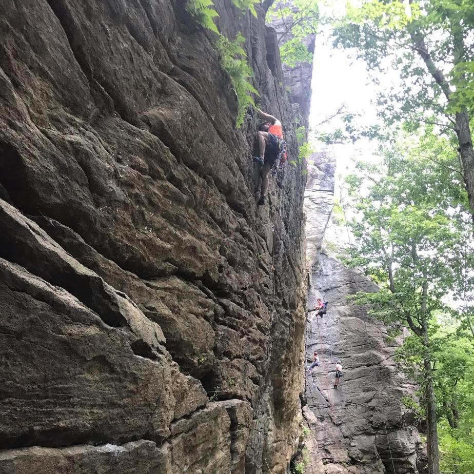 Training Journal – Bouldering, Trad: 7/8/19 –7/14/19