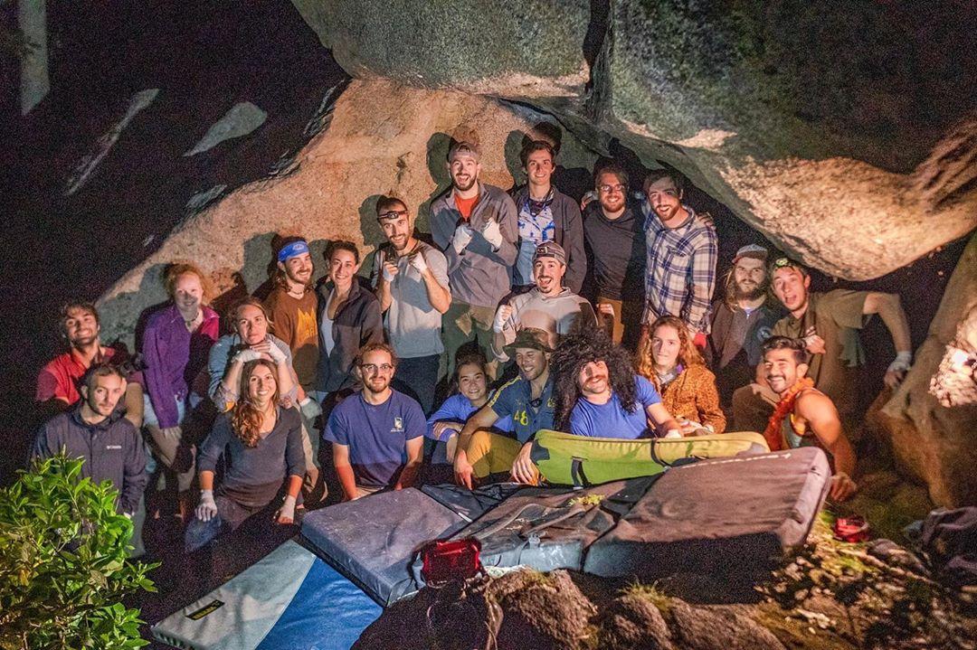 Training Journal – Bouldering (Hammond Pond, Gloucester), Trail Run: 6/24/19 – 6/30/19