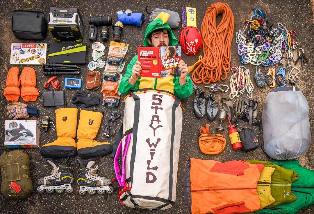 Jobs for the Traveling Climber: Stay Wild