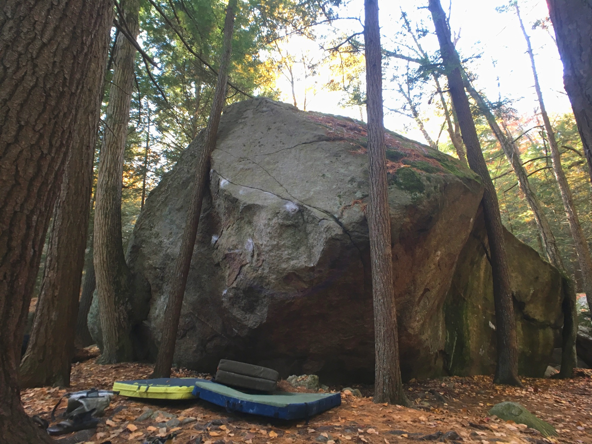 Projecting into the Unknown: Sending My First V6