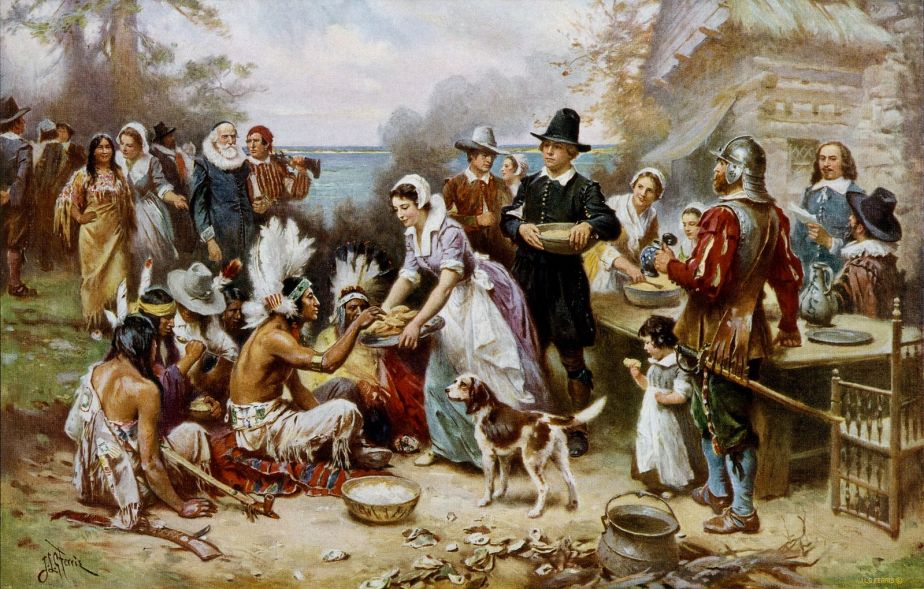 Thanksgiving: On Origins andDeviations