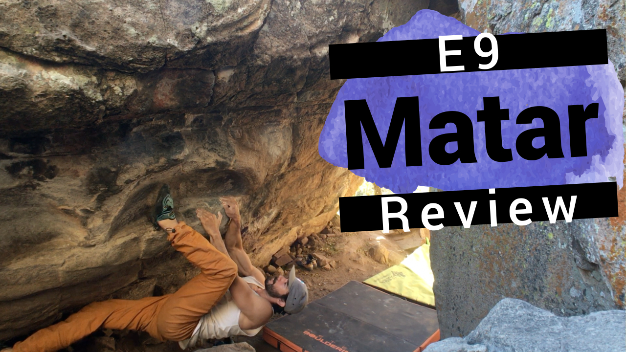 Gear Review: E9 Matar Urban Climbing Trousers