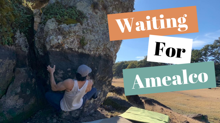 Waiting for Amealco: My First Video!