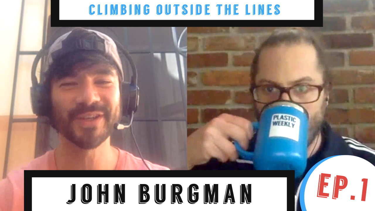 John Burgman: On Becoming a Full-Time Writer (Ep. 1)